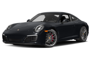 2018 Porsche 911 Carrera S 2dr Rear-wheel Drive Coupe