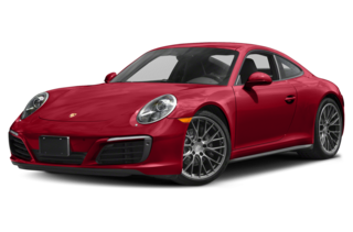 2018 Porsche 911 Carrera 4 2dr All-wheel Drive Coupe