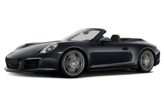 2018 Porsche 911 Carrera 4 2dr All-wheel Drive Cabriolet