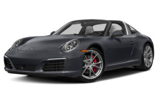 2018 Porsche 911 Targa 4S 2dr All-wheel Drive Coupe