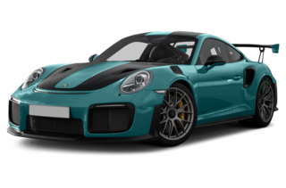 2018 Porsche 911 911 GT2 RS 2dr Rear-wheel Drive Coupe
