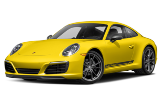 2018 Porsche 911 911 Carrera T 2dr Rear-wheel Drive Coupe
