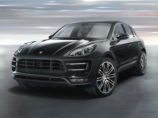 2018 Porsche Macan Turbo w/Performance Package 4dr All-wheel Drive