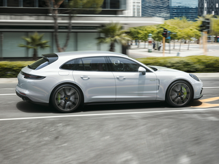 2018 Porsche Panamera E-Hybrid E-Hybrid Turbo S 4dr All-wheel Drive Hatchback