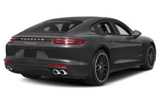 2018 Porsche Panamera Base 4dr Rear-wheel Drive Hatchback
