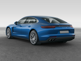 2018 Porsche Panamera 4S 4dr All-wheel Drive Hatchback