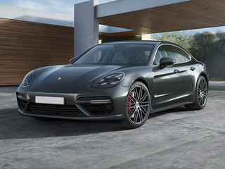 2018 Porsche Panamera Turbo 4dr All-wheel Drive Hatchback