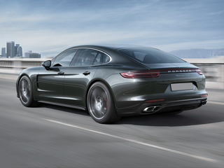 2018 Porsche Panamera Turbo Executive 4dr All-wheel Drive Hatchback