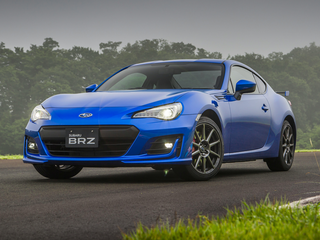 2018 Subaru BRZ tS (M6) 2dr Rear-wheel Drive Coupe