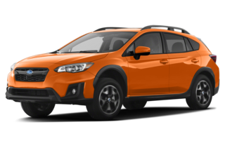2018 Subaru Crosstrek 2.0i (M6) 4dr All-wheel Drive