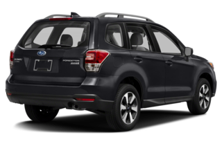 2018 Subaru Forester 2.5i (M6) 4dr All-wheel Drive