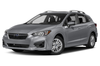 2018 Subaru Impreza 2.0i (M5) 4dr All-wheel Drive Hatchback