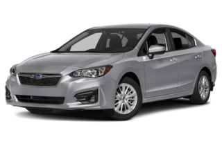 2018 Subaru Impreza 2.0i (CVT) 4dr All-wheel Drive Sedan