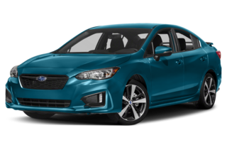 2018 Subaru Impreza 2.0i Sport (M5) 4dr All-wheel Drive Sedan