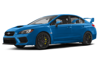 2018 Subaru WRX STI Limited w/Wing 4dr All-wheel Drive Sedan