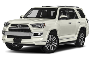 2018 Toyota 4Runner Limited 4dr 4x4