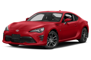 2018 Toyota 86 GT 2dr Coupe