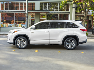 2018 Toyota Highlander Hybrid Hybrid LE V6 4dr All-wheel Drive