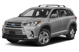 2018 Toyota Highlander Hybrid Hybrid Limited Platinum V6 4dr All-wheel Drive