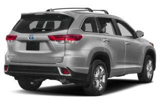 2018 Toyota Highlander Hybrid Hybrid XLE V6 4dr All-wheel Drive
