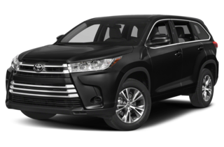 2018 Toyota Highlander LE Plus V6 4dr Front-wheel Drive