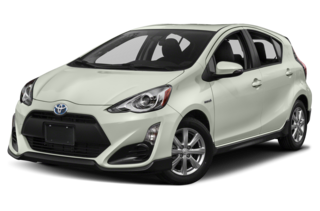 2018 Toyota Prius c c One 5dr Hatchback