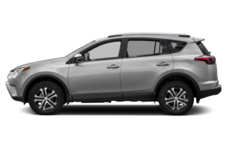 2018 Toyota RAV4 LE 4dr Front-wheel Drive