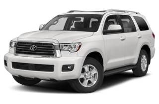 2018 Toyota Sequoia Limited 4dr 4x4