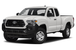 2018 Toyota Tacoma SR (A6) 4x2 Access Cab 127.4 in. WB
