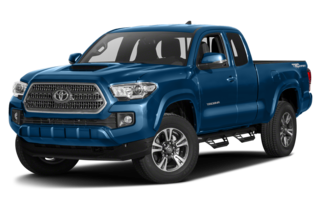 2018 Toyota Tacoma TRD Sport V6 (A6) 4x4 Access Cab 127.4 in. WB