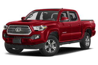 2018 Toyota Tacoma TRD Sport V6 (A6) 4x4 Double Cab 127.4 in. WB