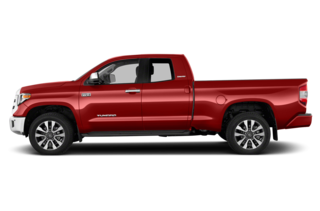 2018 Toyota Tundra SR 4.6L V8 4x2 Double Cab 6.6 ft. box 145.7 in. WB