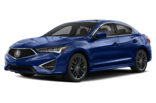 2019 Acura ILX Technology and A-SPEC Packages 4dr Sedan