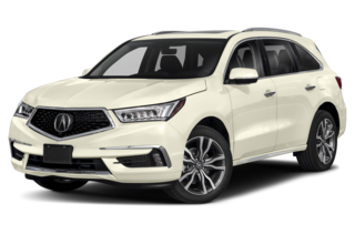 2019 Acura MDX 3.5L Advance Pkg 4dr SH-AWD