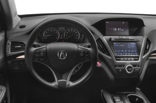 2019 Acura MDX 3.5L 4dr Front-wheel Drive