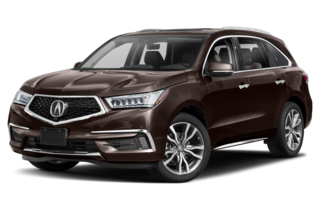 2019 Acura MDX 3.5L Advance and Entertainment Pkgs 4dr Front-wheel Drive