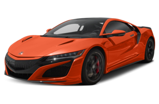 2019 Acura NSX Base 2dr All-wheel Drive Coupe