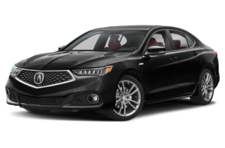 2019 Acura TLX TLX V6 A-Spec Red (A9) 4dr Front-wheel Drive Sedan