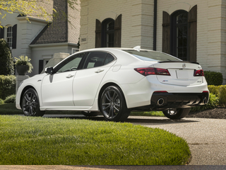 2019 Acura TLX TLX V6 A-Spec Red (A9) 4dr SH-AWD Sedan