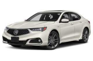 2019 Acura TLX 3.5L Tech and A-Spec Pkgs (A9) 4dr Front-wheel Drive Sedan