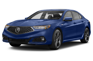 2019 Acura TLX 3.5L Tech and A-Spec Pkgs w/Red Leather (A9) 4dr SH-AWD Sedan
