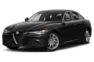 2019 Alfa Romeo Giulia Giulia Base 4dr Rear-wheel Drive Sedan