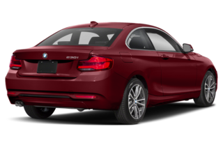 2019 BMW 230 230 i 2dr Rear-wheel Drive Coupe