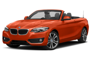 2019 BMW 230 230 i 2dr Rear-wheel Drive Convertible