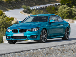 2019 BMW 430 430 i xDrive 2dr All-wheel Drive Coupe