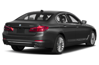 2019 BMW 530 530 i 4dr Rear-wheel Drive Sedan