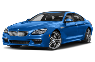 2019 BMW 650 Gran Coupe 650 Gran Coupe i 4dr Rear-wheel Drive Sedan