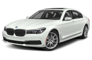 2019 BMW 740 740 i 4dr Rear-wheel Drive Sedan