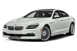 2019 BMW ALPINA B6 Gran Coupe ALPINA B6 Gran Coupe Base 4dr All-wheel Drive Sedan
