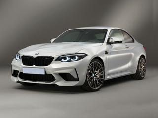 2019 BMW M2 M2 Competition 2dr Rear-wheel Drive Coupe